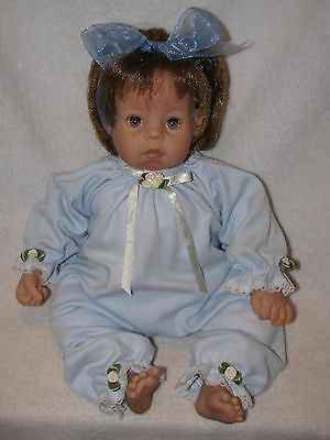 """14"""" Baby Doll By Phyllis Parkins 1999"""