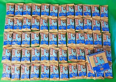 60 CLIF NUTRITION ENERGY BAR 9G PROTEIN CHOCOLATE CHIP 2.4oz DELIVERY IN 2 DAYS