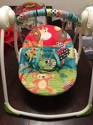 Bright Stars Baby Swing Portable Can Ship
