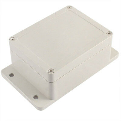 Waterproof Wall-mounted Plastic Junction Project Box 115 x 90 x 55mm A4A4