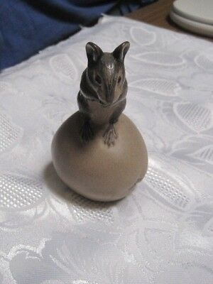 Poole Pottery Mouse On Fruit