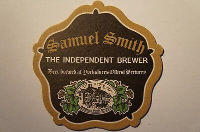 Sous Bock Mats Samuel Smith Yorkshire