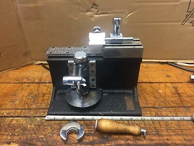 Spencer Lens Co Sliding Microtome