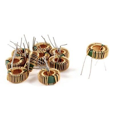 10 Pcs Toroid Core Common Mode Inductor Choke 1.2MH 40mOhm 2A Coil A1A7