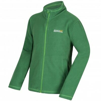 Regatta King Fleece II Childrens  Verdant 32