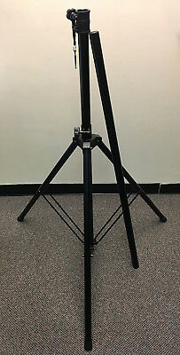 NEW Pro DJ FX Light COB Stage System Stand+Pedals+Carry Bag for Chauvet American
