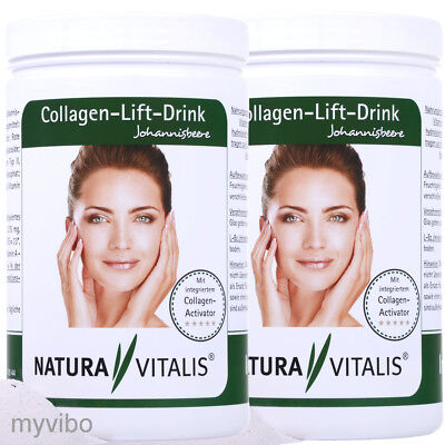 Natura Vitalis Collagen-Lift-Drink 800 (2x400)g