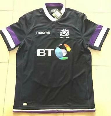 Scotland Home Nations 2017/18 Rugby Jersey