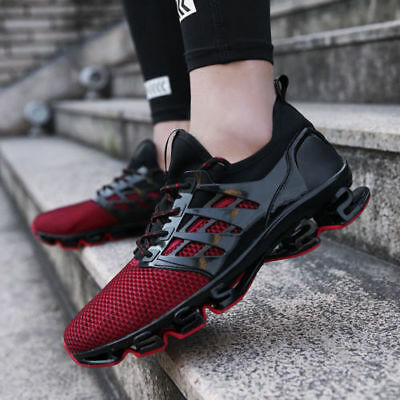 NEW Men's Casual Shoes Breathable Sneakers Running Shoes Fashion Tank Sole US