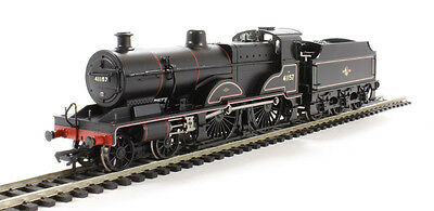 Bachmann 31-933 Class 1000 Midland Compound in BR Lined Black - Aust Warranty