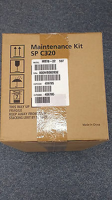 Ricoh Sp C320, C340, C342 Maintenace Kit Edp 406795 Inc Vat