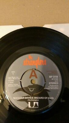 the stranglers Nuclear Deuce Demo not for sale 1979 BP318