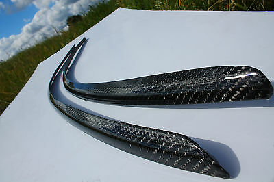 Carbon Fiber Window Wind Deflectors for Toyota Celica Gen7, ZZT230 , ZZT231