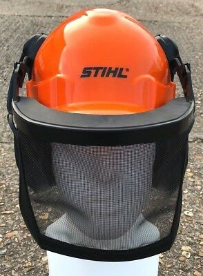 Stihl Function Basic Chainsaw Protective Safety Helmet Set 0000 888 0803