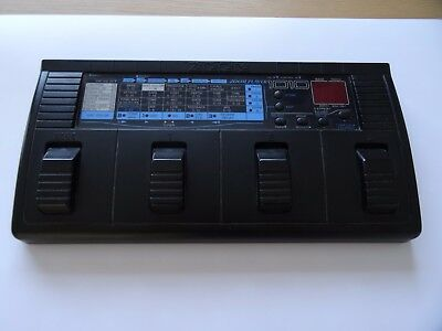 ZOOM 101 Guitar Multi Effects Pedal Unit