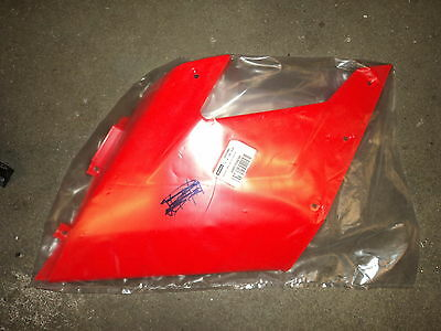 DERBI GPR SIDE FAIRING, Left, Red 00h01504294