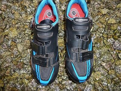 Shimano R107 SPD-SL Road Shoes Black Size 42