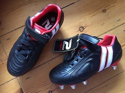 Boys Rugby Boots Size 13k
