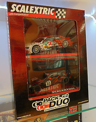 Scalextric Audi A5 Dtm / Aston Martin  ***new*** (Pack Duo)