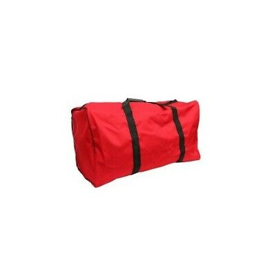 Gear Bag Heavy Duty Red