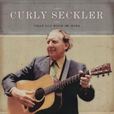 Curly Seckler - That Old Book of Mine [CD]