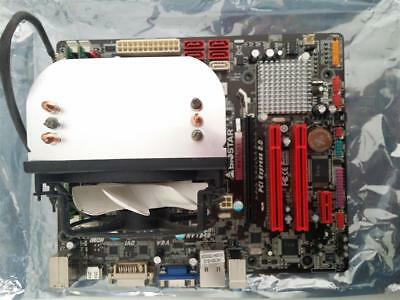 MSI Motherboard H67MU3 with Intel i5-2300 2.8GHz processor and 8GB Kingston Memo