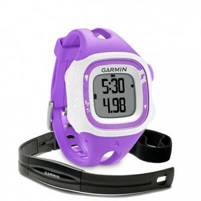 Garmin Forerunner 15 GPS Running Watch White Free Express Post Great Xmas Gift