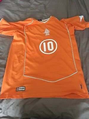Holland Van Nistlerooy Fan Shirt Large