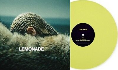 Beyonce - Lemonade - Yellow Vinyl with Download and movie - NEW/Sealed