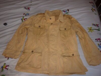 Fallschirmjager Africacorps German Wwii Veste Vareuse Sable Luftwaffe
