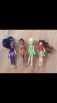 disney fairies dolls