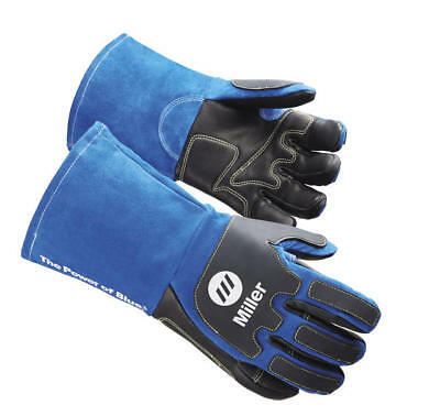 Miller 263350 Arc Armor Extra Heavy Duty MIG/Stick Welding Glove, Large