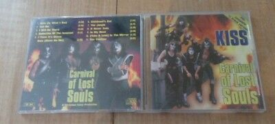 KISS Carnival Of Lost Souls Complete 11 Track Version CD 1996 Issue SF 54 .