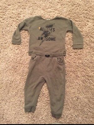 Boys River Island Tracksuit Aged 18-24 Months