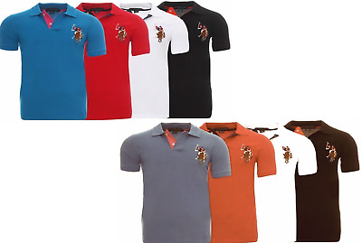 Polo Shirt Adults Teens Kids Unisex Boys/Girls Casual Short Sleeves,12 to 20 YRS