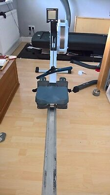 Concept 2 Model D Rowing Machine with PM3 Monitor. Home use only.