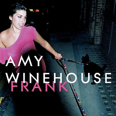 AMY WINEHOUSE ~ FRANK ~ 180gsm VINYL LP plus DIGITAL DOWNLOAD ~ *NEW AND SEALED*