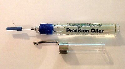 Watch Oiler - precision lubricating oil pen INCLUDES SPECIALIST OIL