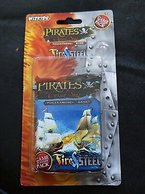 Pirates cursed sea - fire and steel pocket model game