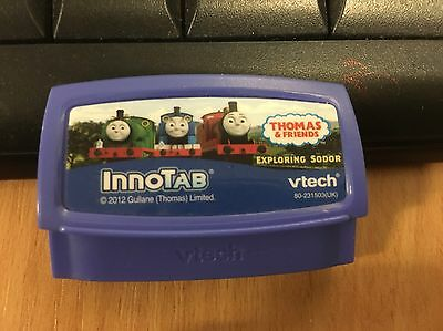 VTech InnoTab 1 2 3 3S  - THOMAS AND FRIEND - Game Cartridge
