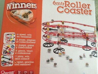 Winners 6 Mtr Building Construction Game Roller Coaster Animals Marble Run Toy
