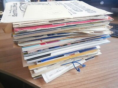 NICE COLLECTION OF MISC PROGRAMMES - 50/60s MOSTLY, BIT OF A TREASURE TROVE