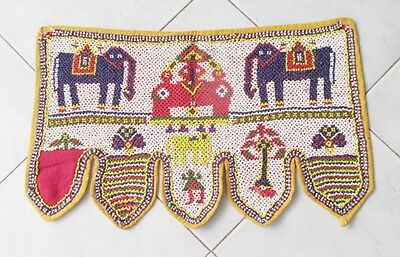 Indian Traditional Ethnic Hippie Decorated Banjara door Hanging