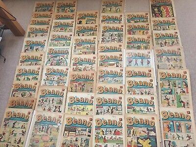 The Beano 1966 Almost Complete Full Year