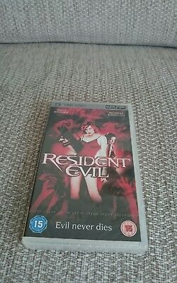 Resident Evil -*- Psp -*- Umd -*- New And Sealed -*-