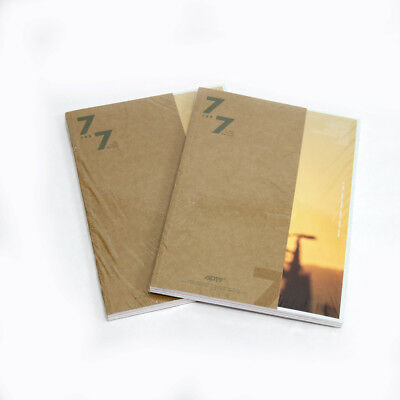 [GOT7]7th mini album/7 for 7/7for7/You Are/Golden Hour Version/New, Sealed
