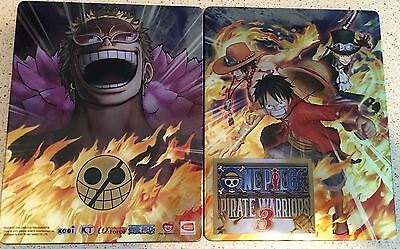 ONE PIECE PIRATE WARRIORS 3 Limited Edition G2 PS4/XBO CASE ONLY - Game Not Inc
