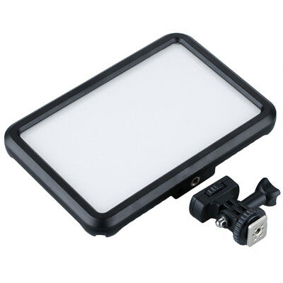FP Ultra-thin On-Camera LED Video Light Dimmable Touch Panel for DSLR Nikon