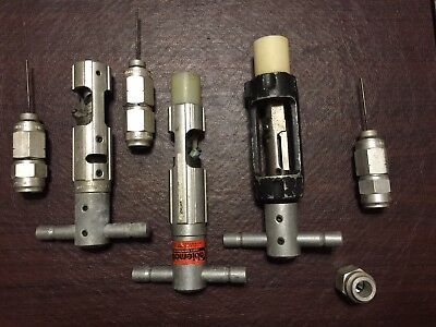 Cablematic Cable Coring  Stripping Tool Lot Lemco X-750  CST-500MC CST-625 More