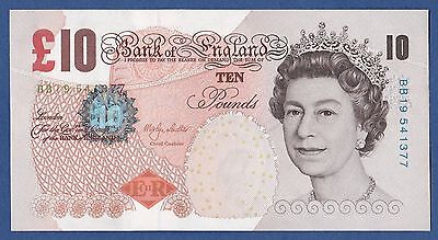 £10  Cashier M. Lowther. Charles Darwin.  UNCIRCULATED Perfect  POST FREE